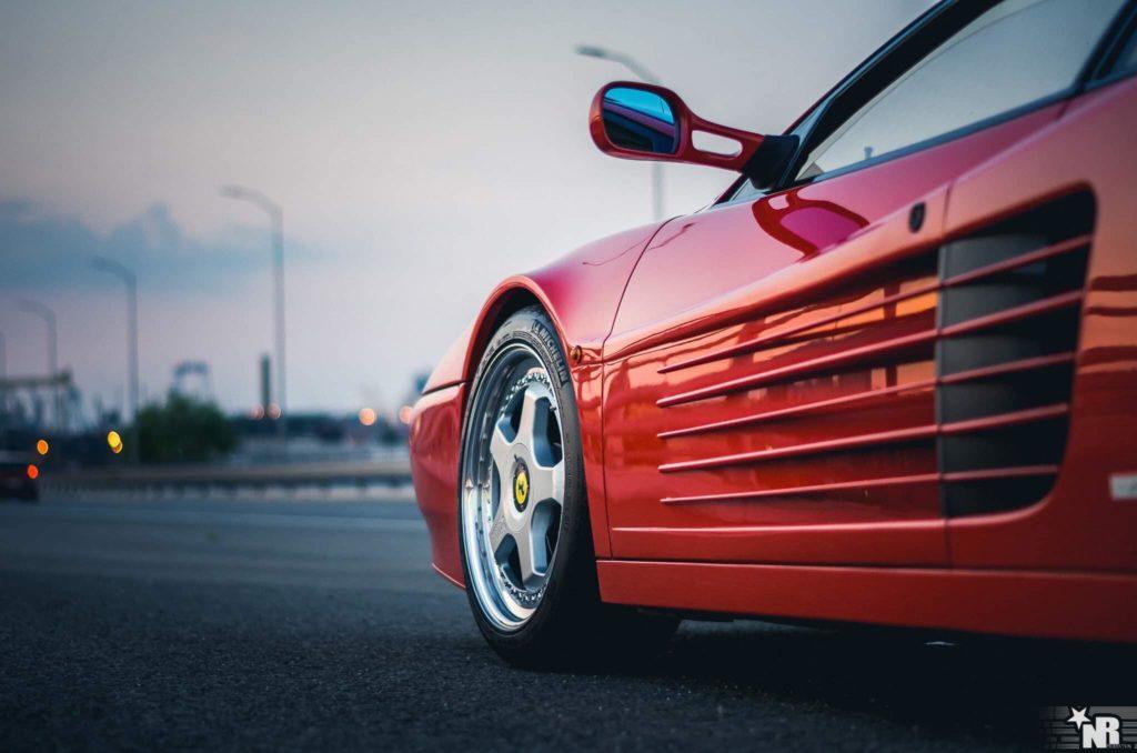 Ferrari Testarossa 11