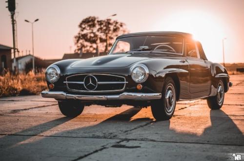 Mercedes 190 SL 1957