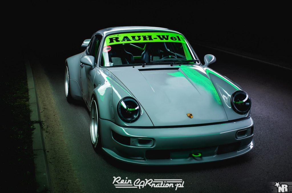 Porsche RWB Yoroi