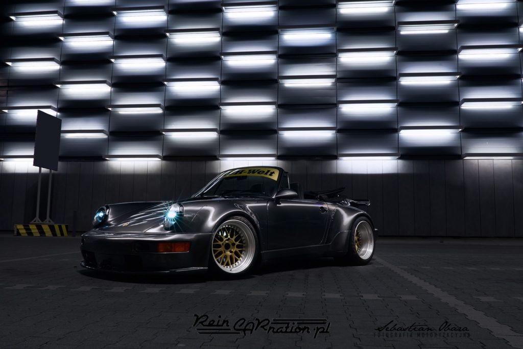 Porsche RWB Cabrio